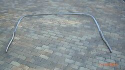 1969 1970 Cadillac Coupe Deville Convertible Belt Trim Molding Stainless Steel