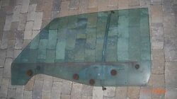 1969 1970 Cadillac Coupe Deville Front Door Glass