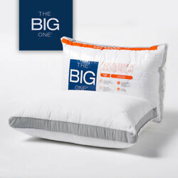 The Big One Quilted Side Sleeper Bed Pillow Queen King Lowest Price