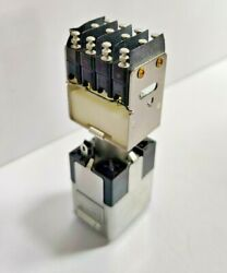 Microswitch 20-l1aa And 2d33l-j - Illuminated Push Button Switch Momentary Type