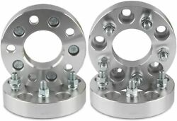 4x 5x4.5 To 5x4.75 Wheel Adapters 1 Inch Also Known As 5x114.3 To 5x120 12x1.5