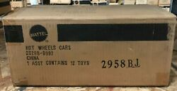 Factory Case Of 12 - 2003 Hot Wheels 164 Collectible Assortment 20288