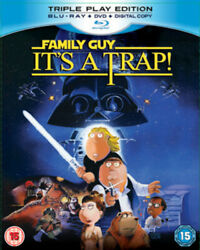 Family Guy Presents It's A Trap Blu-ray 2010 Peter Shin Cert 15