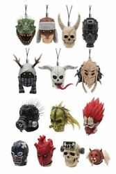 Dorohedoro Head Mask Collection 1st And 2nd All Types Complete Set Japan Anime
