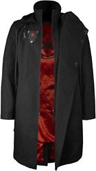 Rrp 229 Star Wars Sith Lord Coat Jacket By Musterbrand Size Xs S M L Xl