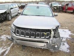 Engine 2.4l Id Ede Pzev Automatic 9 Speed 4wd Fits 18 Compass 51k 1288448