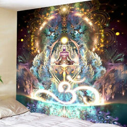 Indian Mandala Tapestry Wall Hanging Decorations Hippie Bohemian Bedroom Decor