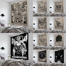 Bohemian Tapestry Wall Hangs Blanket Mandala Hippie Gypsy Bedspread Home Decors
