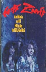 Enuff Znuff Animals With Human Intelligence -13347 Cassette Tape