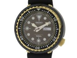 Free Shipping Pre-owned Seiko Prospex Marine Master Sbbn040 Limited Model