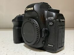 Canon Eos 5d Mark Ii 21 Mp Digital Slr Camera - Body Only - Made In Japan