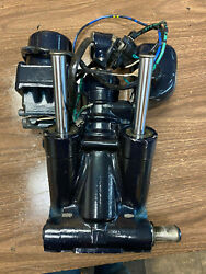 2001 Evinrude 150 175 Hp Stroke 2 Wire Outboard Power Trim Unit Freshwater Mn