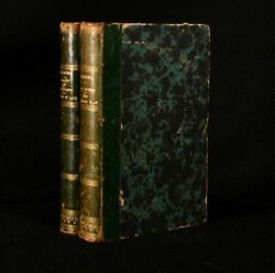 1845-49 4 Vol In 2 Four Works By Charles Dickens