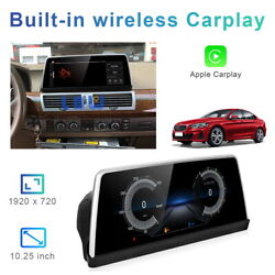 8-core Android 10 Car Gps Stereo Wifi Wireless Carplay For Bmw 7 Series E65 E66