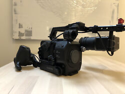 Sony Pxw-fs7 Mark 1 4k Video Camera. Less Than 400 Hours