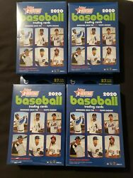 2020 Tops Heritage High Number Baseball Box 3 Packs 27 Cards