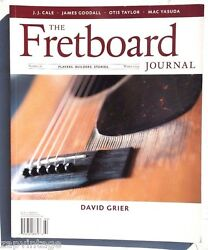 The Fretboard Journal - Number 16 Winter 2009 - Out Of Print David Grier