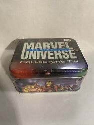 1992 Marvel Universe Series 3 Collectors Tin Sealed Limited /10000