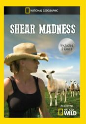 National Geographic Shear Madness Format Dvd Factory Sealed,. New