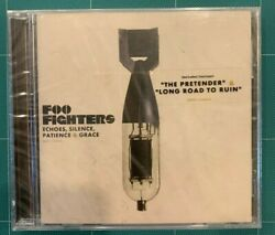 Foo Fighters Echoes, Silence, Patience And Grace Cd, Sep-2007, Rca New Sealed