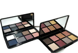 Laura Geller Luxe Finishes Eyeshadow Palettes The Warms And The Cools Collection