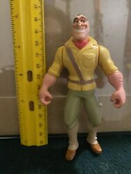 Vintage 1999 Mcdonalds Clayton From Tarzan 7 Happy Meal Toy Loose