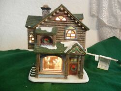 Norman Rockwell Tea Time Christmas Norman Rockwell Village Houses Rare