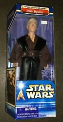 Vintage Star Wars Attack Of The Clones Figure Anakin Skywalker 2002 12 Iconic