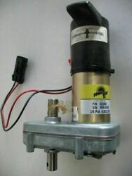 Power Gear 523823 Rv Slide Out Motor - High-torque Dual Shaft Without Pin