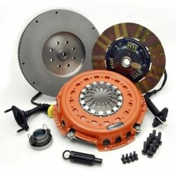 Centerforce Dual Friction Clutch Pressure Plate, Disc, And Flywheel - Df143253