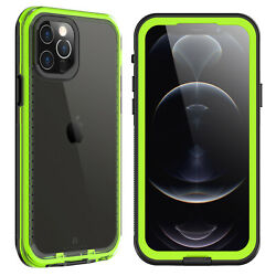 For Apple Iphone 12 Pro Max 12 Mini Case Cover Waterproof Shockproof Dirtproof