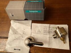 Hansgrohe 16872831 Axor Montreux Volume Control Trim With Lever Handle, Polished