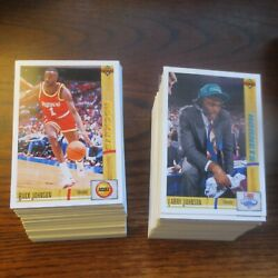 Pick From List 1991-92 Upper Deck Basketball Cards