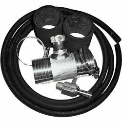 Rds Diesel Install Kit For Auxiliary Diesel Fuel Tank - Fits Chevy/gmc Trucks 1