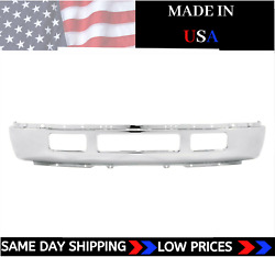 New Usa Made Front Bumper For 2005-2007 Ford F-250 F-350 Super Duty Ships Today