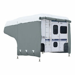 Classic Accessories Over Drive Polypro3 Deluxe Camper Cover Fits 10and039 - 12and039 Cam