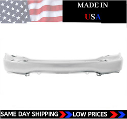 New Usa Made Chrome Front Bumper For 1999-2003 Ford F-150 Ships Today