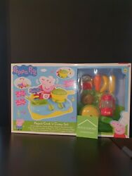 New Peppa Pig Peppaand039s Cook And039nand039 Camp Playset With Sounds