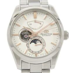 Orient Star F7m6-uaa0/rk-ay0003s Mechanical Moon Phase Automatic Winding