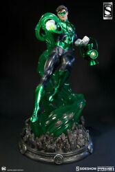 Dc New 52 Green Lantern Polystone Statue Exclusive Sideshow And Prime One