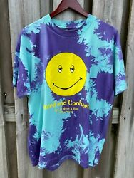 Vintage - Dazed And Confused 1993 - Tiedyed - Single Stitch - Size Xl
