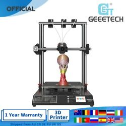 Geeetech A30t 3-in-1-out Auto Leveling Mix Color 3d Printer With Filament