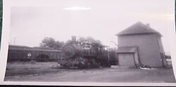 East Broad Top Railroad 3.5 X 6 Lot Of 3 Bandw Pictures Of 0-6-0 No. 3 1950's