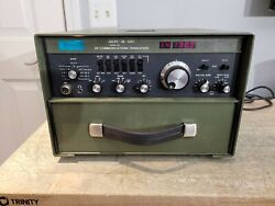 Very Scarce Drake Military Transceiver An/rt-88-grc Collins C Other Ham Radio