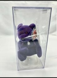 Authenticated Ty Fx Extravaganza Silver Princess Diana Beanie Baby-pop 1 Of 1