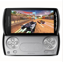 Sony Ericsson Play R800i Smartphone Unlocked Gsm Android Game Black
