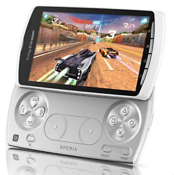 Sony Ericsson Play R800i Smartphone Unlocked Gsm Android Game White