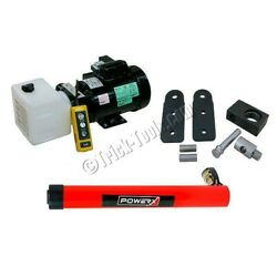 Electric/hydraulic Upgrade Kit For Pro-tools 105 Benders