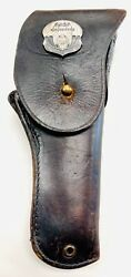 Vintage Rare 1944 Boyt 1911 Pistol Usaf Pararescue Holster That Others May Live