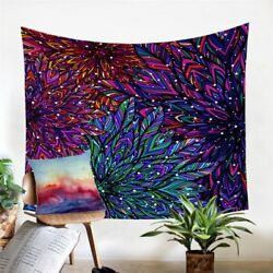 Mandala Boho Hippie Wall Tapestry Hanging Throw Cover Home Room Decoration